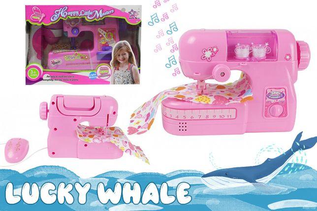 Детская музыкальная швейная машинка HAPPY LITTLE MASTERS игровая