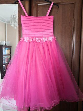 Платье нарядное для девочки подростка