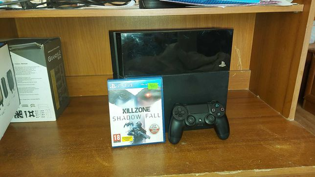 Playstation 4 Firmware 7.55