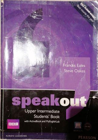 speakout Upper Intermediate Students' Book Frances Eales Steve Oakes