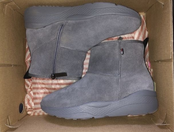 Зимние ботинки Tommy Jeans