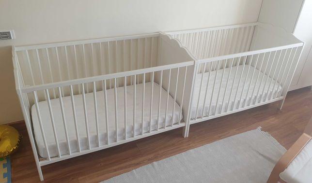 Berço / Cama bebé Ikea + colchão