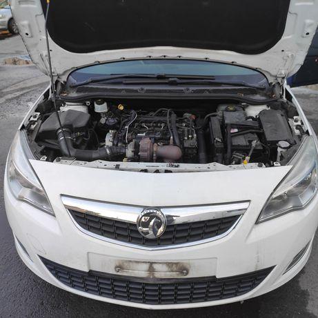 Двигатель 1.3 opel astra j A13DTE мотор двигун meriva corsa разборка