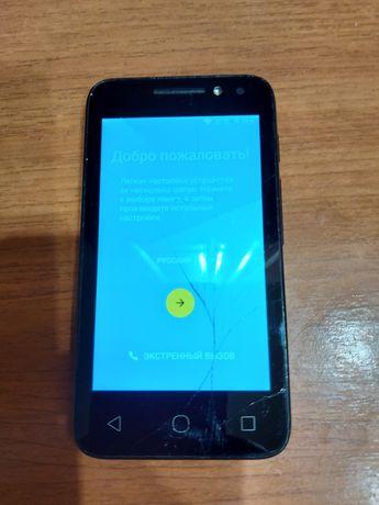Телефон Alcatel PIXI 4 Dual