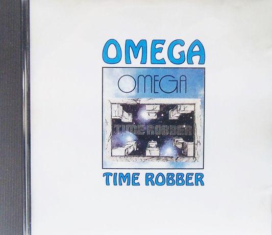 OMEGA - Time Robber (ΩVII) [CD]