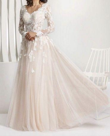 Śliczna Suknia ślubna Kasey POLECAM