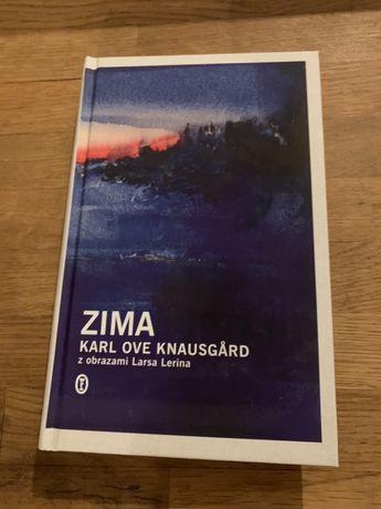 K O Knausgard Zima