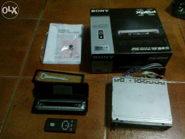 Vendo rádio Sony Xplõd 4x50w