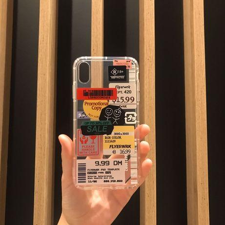 Чехол для Iphone X max/ Xs max