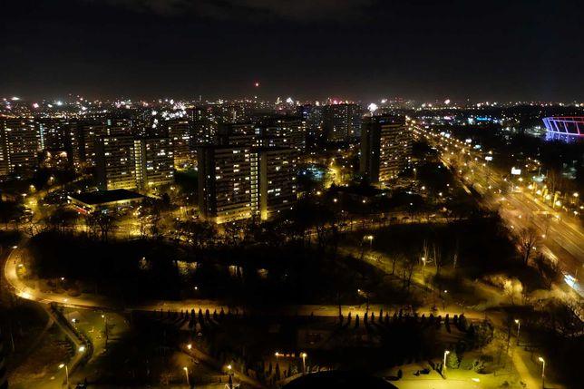 Mieszkanie na wynajem - 3 pokoje, 60 m2, 23 piętro - Super widok!