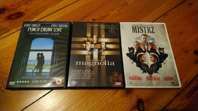 P.T. Anderson 3 DVD Mistrz, Magnolia, Lewy sercowy