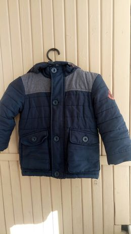 Весенняя курточка Lady bird на мальчика 3-4 года 104 110