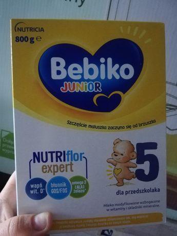 Nowe mleko bebilon 5