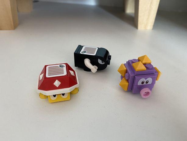 Lego mario figurki