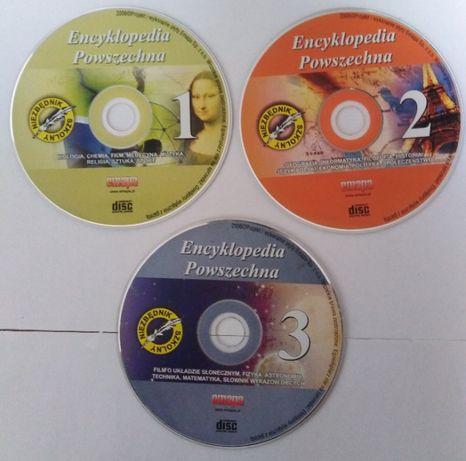 Encyklopedia powszechna niezbędnik szkolny