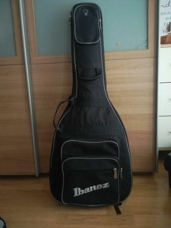 Pokrowiec Ibanez na gitare elektryczna futerał