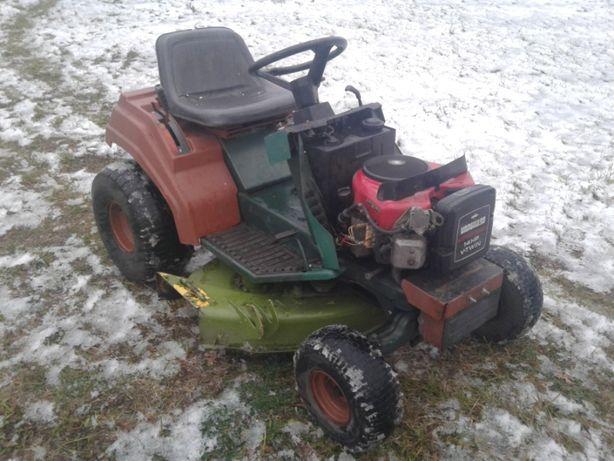 kosiarka traktorek Partner 12-100E dwucylindrowy mocny 14 HP