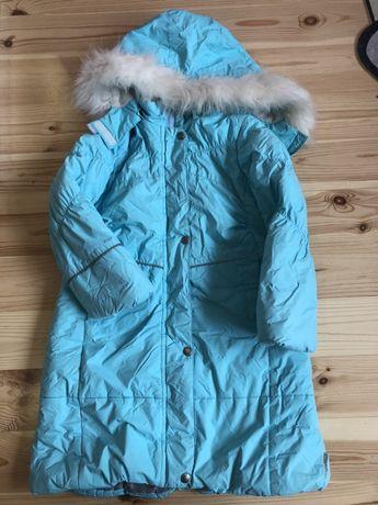 Зимнее пальто Lenne ( примерно 5-6 лет)