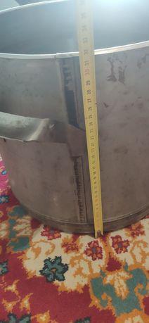 Кастрюля нержавеющая 35 литров