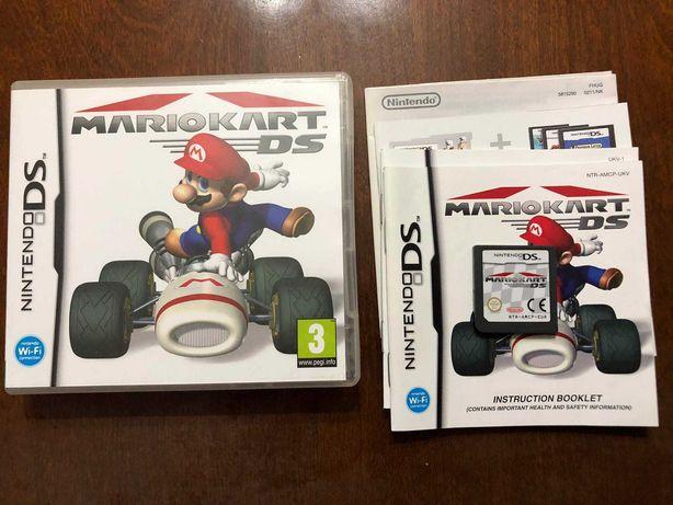 Mario Kart DS   Nintendo DS / 3DS   Completo