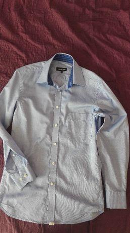 Koszula męska z długim rękawem Wólczanka rozmiar 38