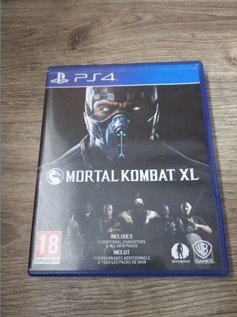 Gra PlayStation 4 MORTAL KOMBAT XL Ps4