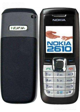 Мобильный телефон Nokia 2610 Финляндия 970 мАч новый
