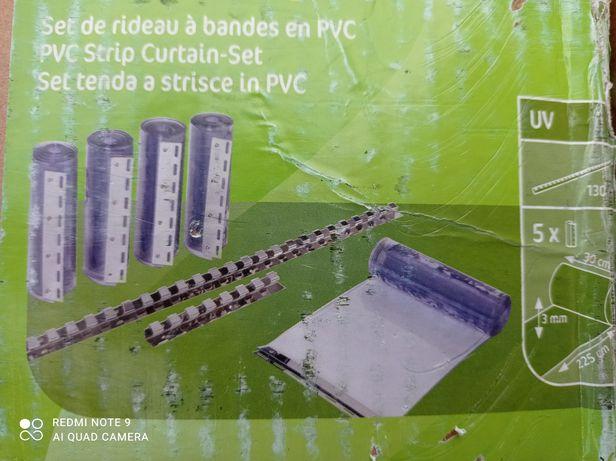 Nowa Kurtyna PCV KERBL 225 x 130 cm.