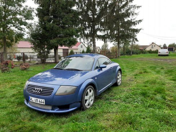 Audi tt 1.8 turbo gotowe do rejestracj !!