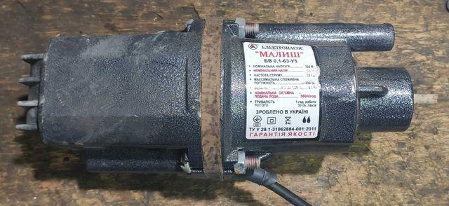 Насос погружной вибрационный Малыш БВ 0,1-63-У5