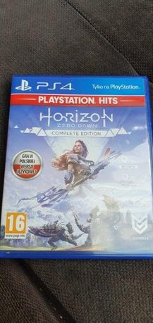 Horizon Zero Dawn Complete Edition na PS4