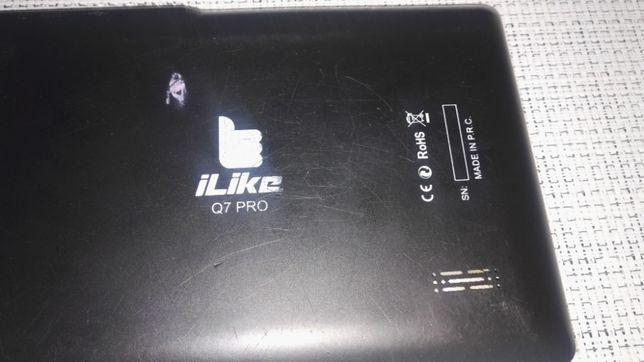 Tablet Q7 PRO uszkodzony