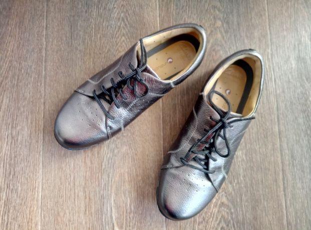 Туфли CLARKS 40разм.женские