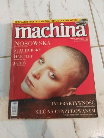 Machina magazyn czerwiec 2000