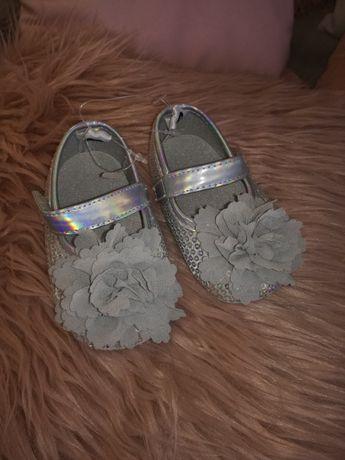 Buty/buciki dziewczęce