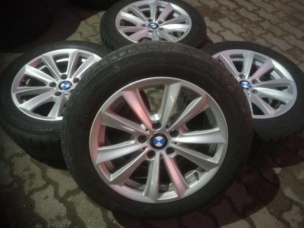 Felgi aluminiowe oryginalne BMW 5x120 Alufelgi R 17