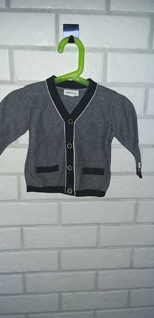 Sweter 74 KappAhl