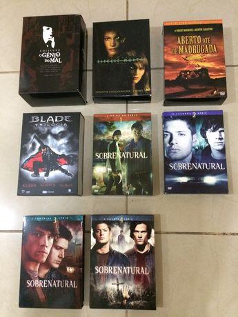 Filmes DVD Coleções