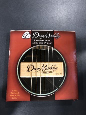 Pickup guitarra acustica Dean Marley
