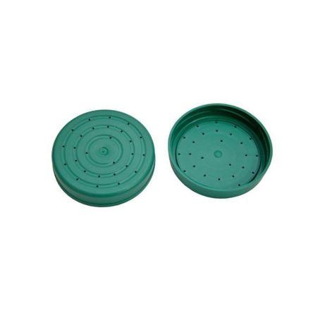 Nakrętka plastikowa z dziurkami (do podkarmiania, komplet 10 sztuk)