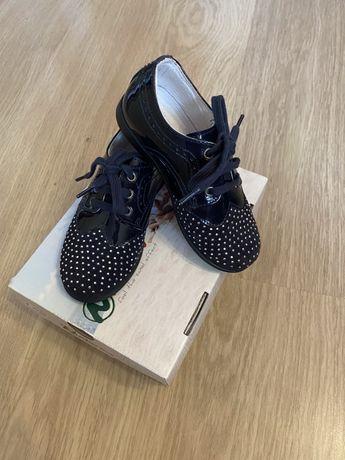 Туфли на девочку Naturino 25р.(15,5см)
