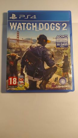 Watch Dogs 2 Play Station 4