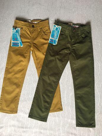 Котоновые брюки для мальчика Moyaberva, размер (19-24),(21-26)
