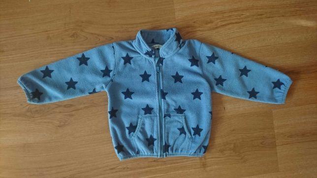 Bluza polarowa dla chłopca 86/92
