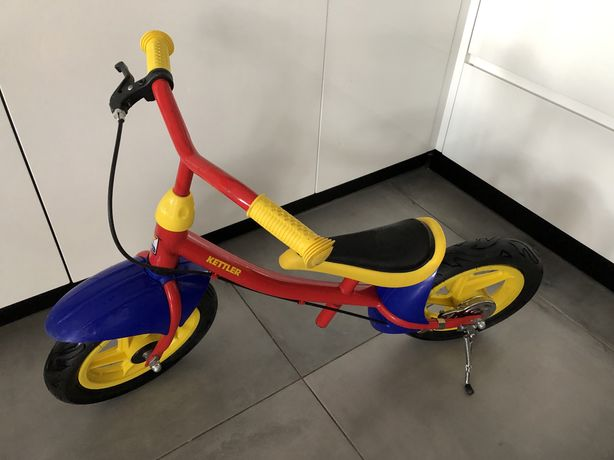"Rowerek biegowy Kettler 12"" z hamulcem"