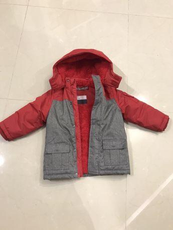 Francuskiej marki ORCHESTRA Zimowa kurtka dziecięca