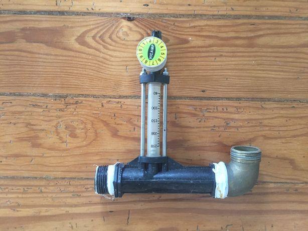 Injector Venturi de fertilizante