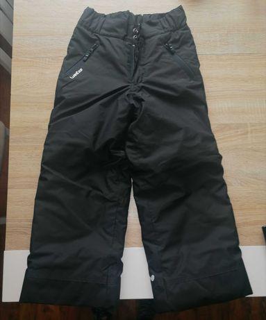 Spodnie narciarskie 115-124 cm
