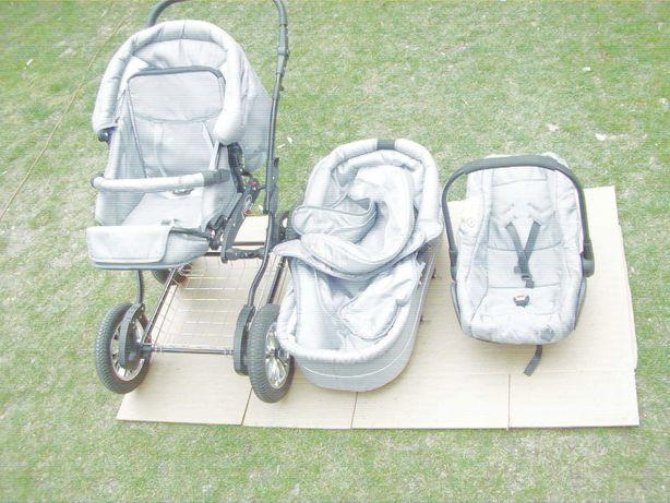 wózek wielofunkcyjny 3w1 dziecięcy plus gratis