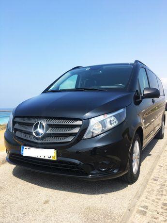 Aluguer Mercedes Vito 8 Lugares C/S Motorista